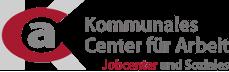 KCA-Jobcenter | Kommunales Center für Arbeit Logo