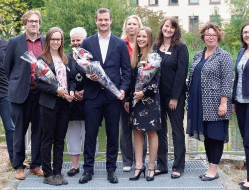 Jobcenter-Nachwuchs für Hanau und den Kreis