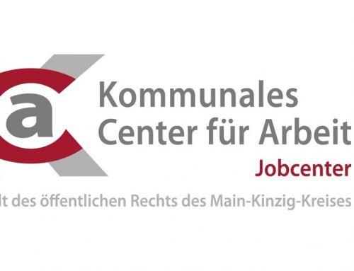 Bitte beachten: Veränderte Dienstleistungen des KCA-Jobcenters