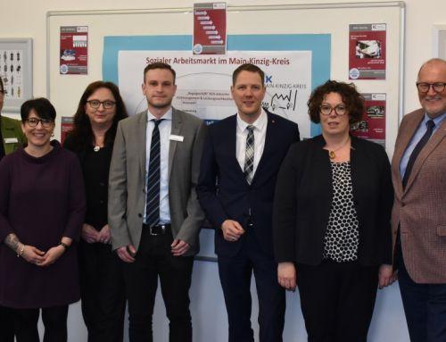 Generalsekretär der hessischen SPD informiert sich in Gelnhausen